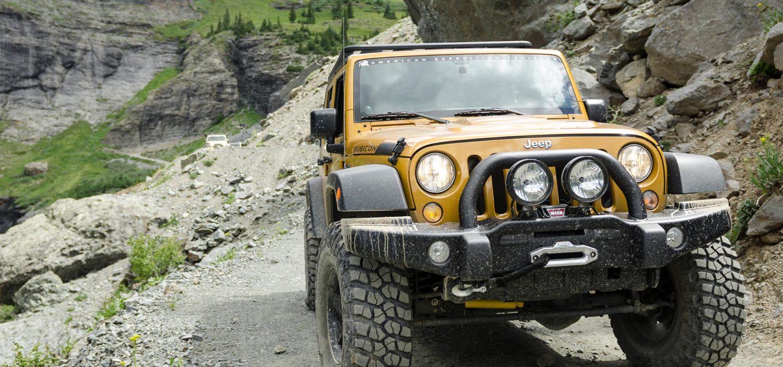 Wrangler JK  Premium Front Bumper
