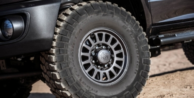 Ram Salta HD Wheel Offroad
