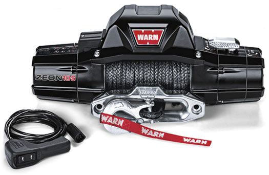 Warn Zeon 10-S (Synthetic) Winch