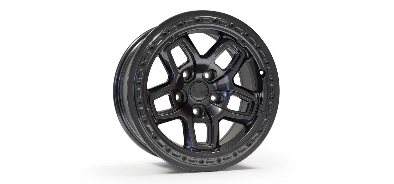 Onyx Borah Wheel without Beadlock