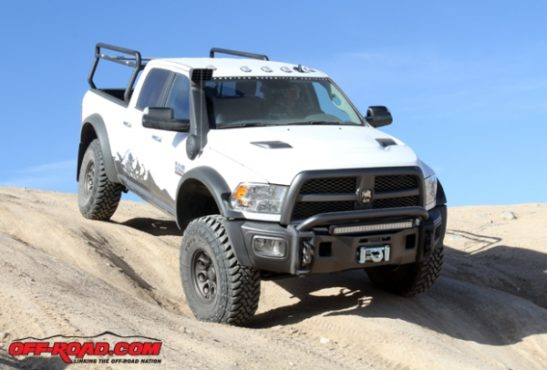 AEV 20TH ANNIVERSARY EDITION PROSPECTOR XL TESTED BY OFFROAD.COM