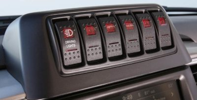 Switch Pod for Ram Trucks