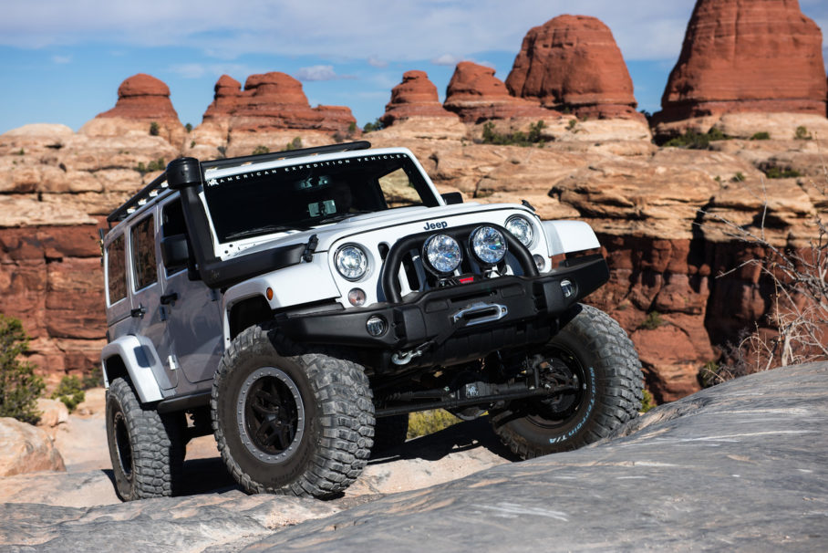 JK Wrangler - American Expedition Vehicles - AEV