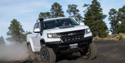 Snorkel Kit for 2015+ Chevy Colorado 4