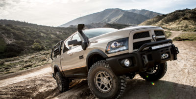 "Ram 1500 4"" DualSport Suspension - SC for Rebel and Air Ride 6"