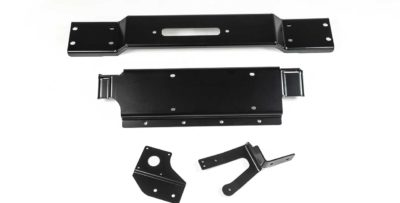 Winch Mount for 10th Anniversary / Hard Rock Edition / Recon Front Bumpers