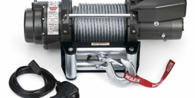 Warn 16.5-Ti Winch 1