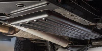 Bison Fuel Tank Skid Plates