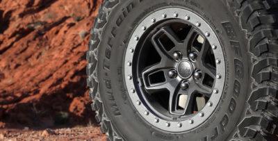 Jeep JL wheel - JL Beadlock Wheel