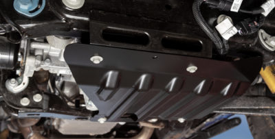 Engine Skid Plate