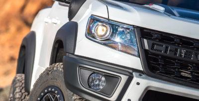 ZR2 Bison Headlight Filler Panels